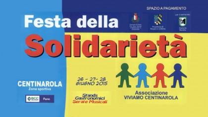 Festa della Solidarietà 2015