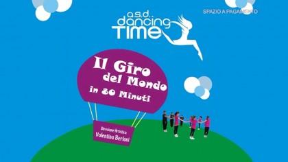 Il giro del mondo in 80 minuti – ASD Dancing Time
