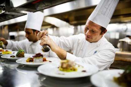 Cuoco di bordo 2