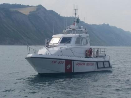 Motovedetta CP 872