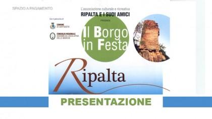 Il Borgo in festa a Ripalta 2015 – Presentazione
