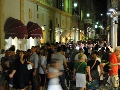 Corso Matteotti natale