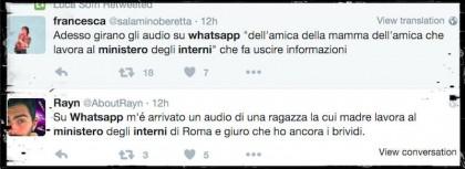 La bufala del messaggio Whatsapp sulla bomba nella metro di Roma