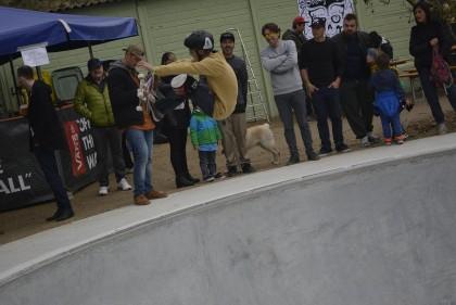 Inaugurata la nuova pista da skate in zona Arzilla