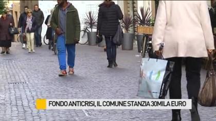 Fondo anticrisi, il Comune stanzia 30mila euro – VIDEO