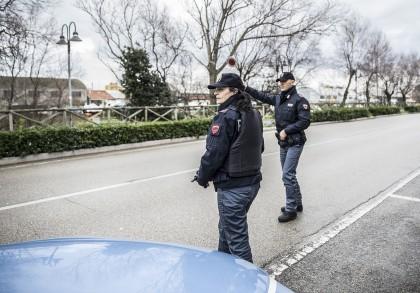 Sicurezza: posti di blocco in tutta la provincia di Pesaro