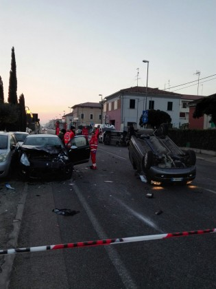 Incidente Marotta: morto 18enne figlio dell'ex patron dell'Ancona Calcio (Guarda le foto e il Video)