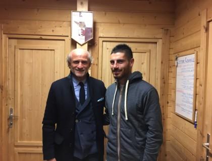 Alma Juventus Fano, Ambrosini è un giocatore granata