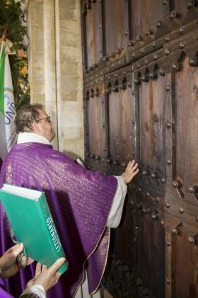 Giubileo, aperta la Porta Santa del Santuario del Beato Sante