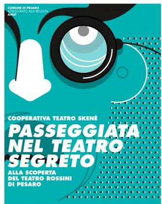 'Passeggiata nel teatro segreto', domenica appuntamento al Rossini