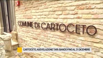 Cartoceto, agevolazioni Tari: presentare la richiesta entro il 30 dicembre – VIDEO