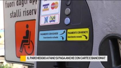 Il parcheggio a Fano si paga anche con carte di credito e bancomat. Ecco come – VIDEO