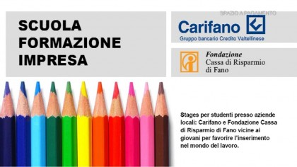 Carifano: Scuola Formazione e Impresa