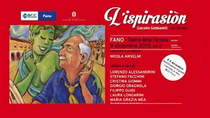 L'ispirasiòn – Giacomo Gabbianelli