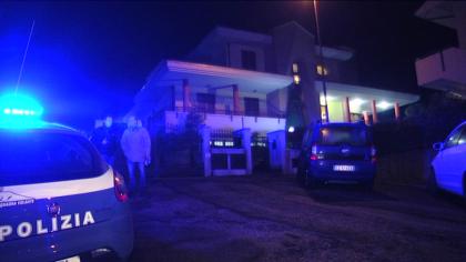 Ladri in fuga a Centinarola di Fano, inseguiti nei campi dalla Polizia – VIDEO