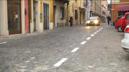Riaperto il doppio senso di marcia di via Nolfi