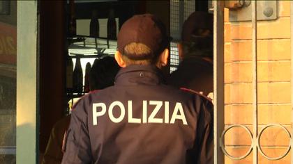polizia stazione ferroviaria fano