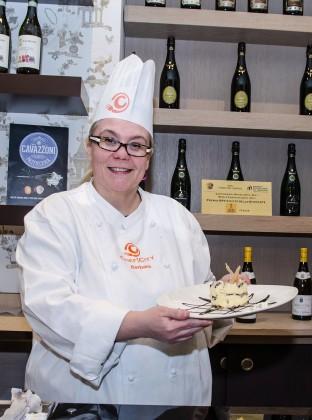 Cake Edition, Barbara Fuligno è la prima semifinalista