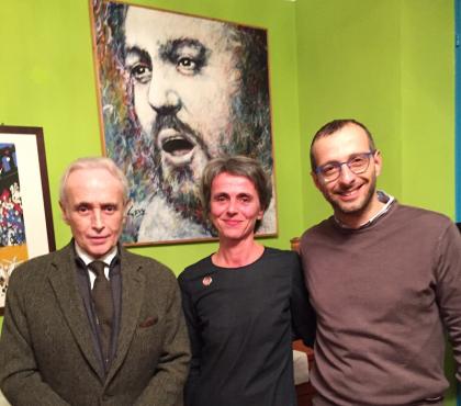 Villa Pavarotti a Pesaro diventerà una residenza artistica