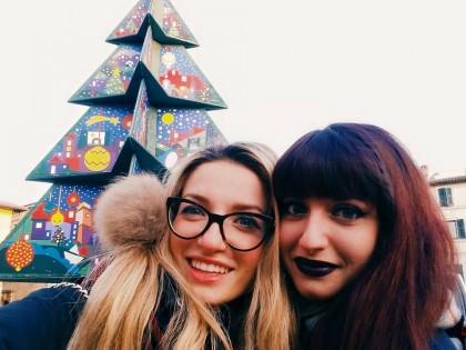 """Grande successo per """"Il Natale Più"""", l'albero artistico fotografato 7.400 volte"""