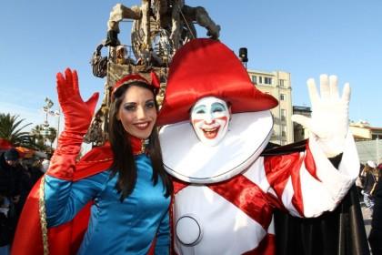 Carnevale di Fano, il programma della prima domenica