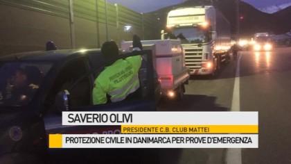 Protezione civile in Danimarca per prove d'emergenza – VIDEO