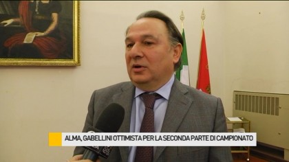 Alma Juventus Fano, Gabellini ottimista per la seconda parte di campionato – VIDEO