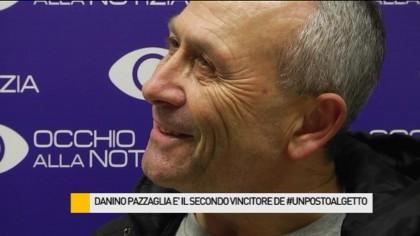 Danino Pazzaglia è il secondo vincitore di #unpostoalgetto – VIDEO
