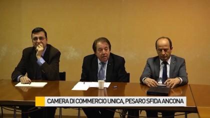 Camera di Commercio Unica, Pesaro pronta a fondersi con Ancona – VIDEO