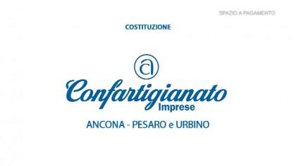 Costituzione Confartigianato Ancona-Pesaro e Urbino