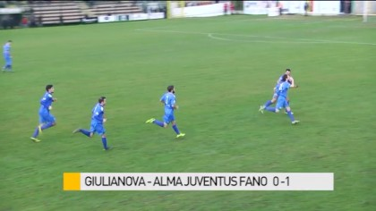 Giulianova – Alma Juventus Fano   0 – 1 – VIDEO