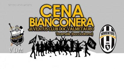 Cena bianconera – Juventus Club Doc Valmetauro