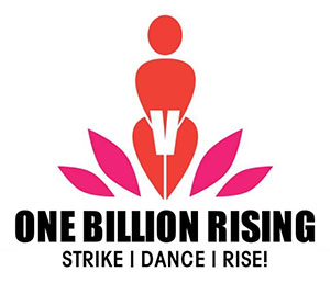 onebillionrising logo