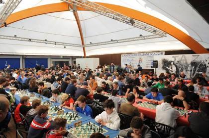 campionato scacchi fano