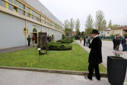 Inaugurata alla Combattente una mostra di sculture di sette giovani artisti