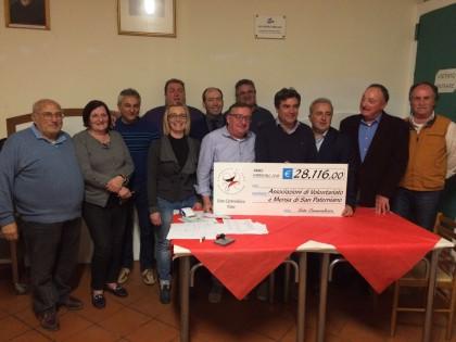 Il direttivo Ente Carnevalesca 2016 insieme al sindaco di Fano Massimo Seri