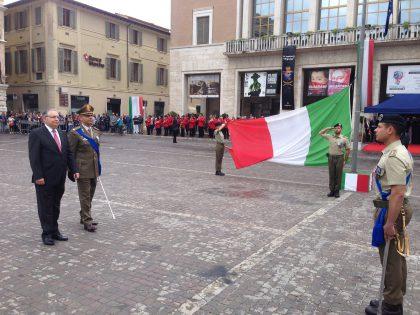 Celebrata a Pesaro la Festa della Repubblica. Ecco le foto