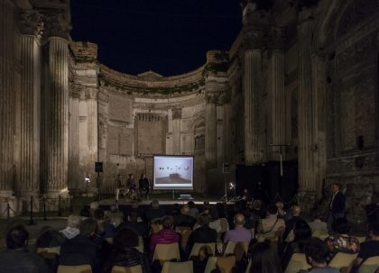 Rassegna Centrale Fotografia Duo 2016 con Cuoghi Corsello alla ex Chiesa di San Francesco a Fano