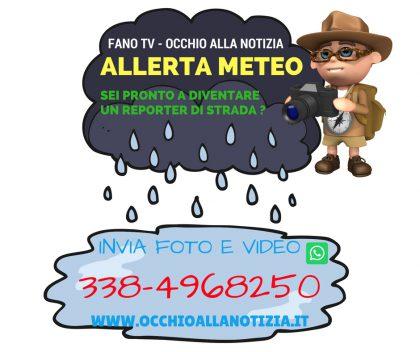ALLERTA METEO REPORTER