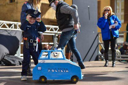 Cani poliziotto - Ph Massimo Maggioli