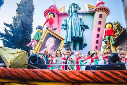 A Sant'Angelo in Vado esplode la festa: ecco il Carnival Party al sapore di…tartufo