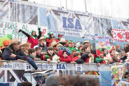 Carnevale di Fano: già sold out palchi, tribune, postazioni getto e veglione ufficiale