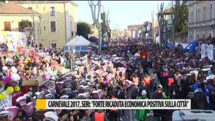 Carnevale di Fano, soddisfatti gli esercenti del centro storico – VIDEO