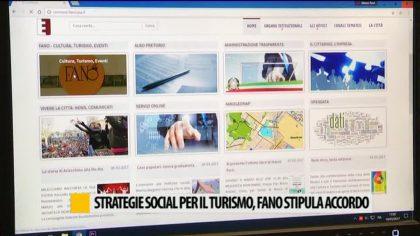 Strategie social per il turismo. Fano stipula accordo – VIDEO