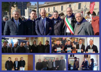 Pro Loco Giovani di Mombaroccio ringrazia il Presidente Bartocetti