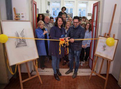 """liceo artistico """"Mengaroni"""", Consulta provinciale studenti: inaugurata l'aula."""