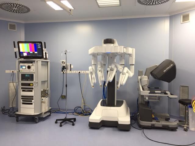 intervento prostata robot da vinci movie