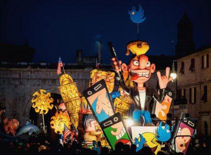 Challenge Carnevale di Fano, soddisfatta OASI Confartigianto Marche