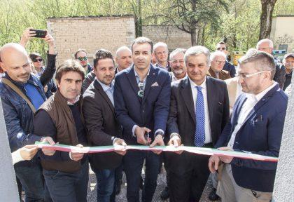 Riserva del Furlo, inaugurata la sede della pro loco