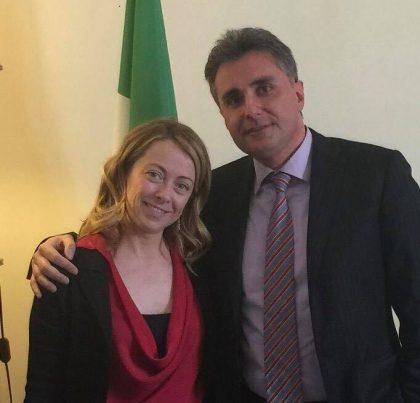 Antonio Baldelli nella direzione nazionale di Fratelli d'Italia